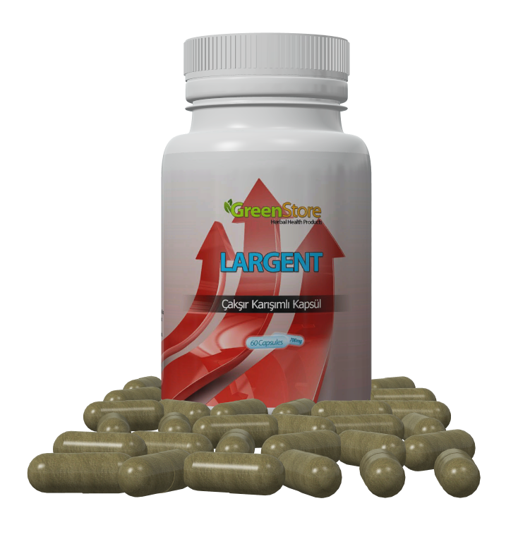 ProlargentSize Natural Pill