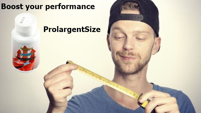 prolargentsize penis enlargement pill